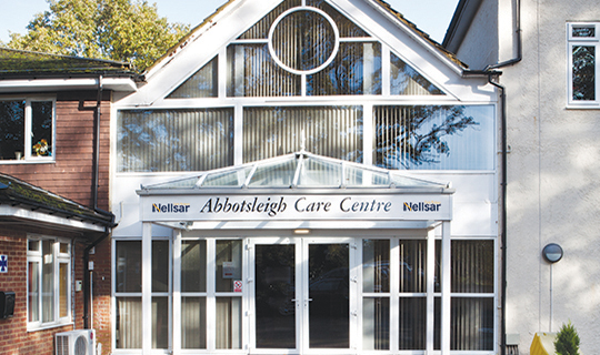 Care Home Staplehurst offers Day Care & Weekend Care - Abbotsleigh Care Home