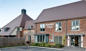 Hengist Field Care Home Sittingbourne