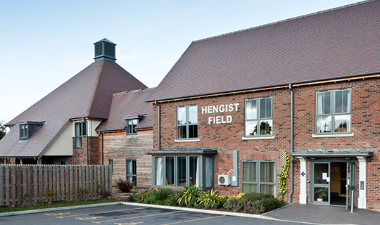 Hengist Field Care Home, Sittingbourne