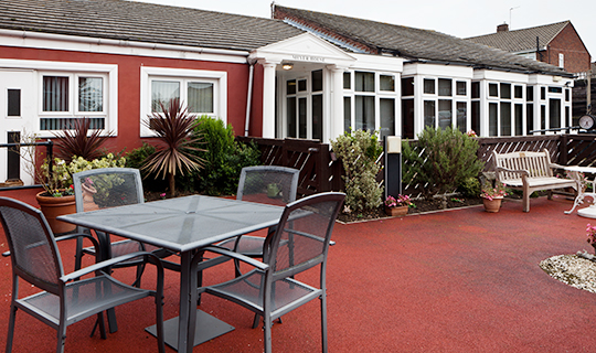 Meyer House Care Home, Erith Kent