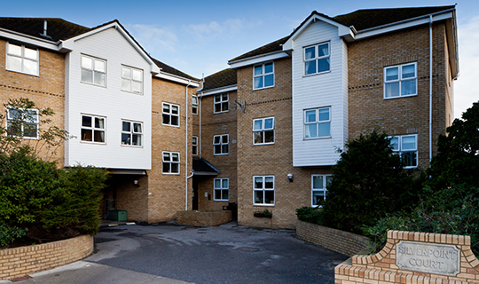 Silverpoint Court Residential Care Home Canvey Islan