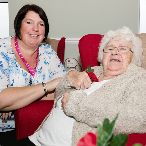 Activities at Silverpoint Care Home