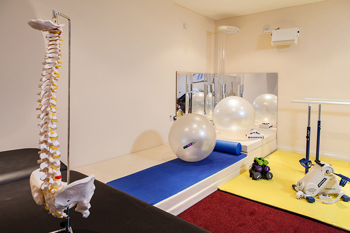 Physiotherapy at Princess Christian Care Home