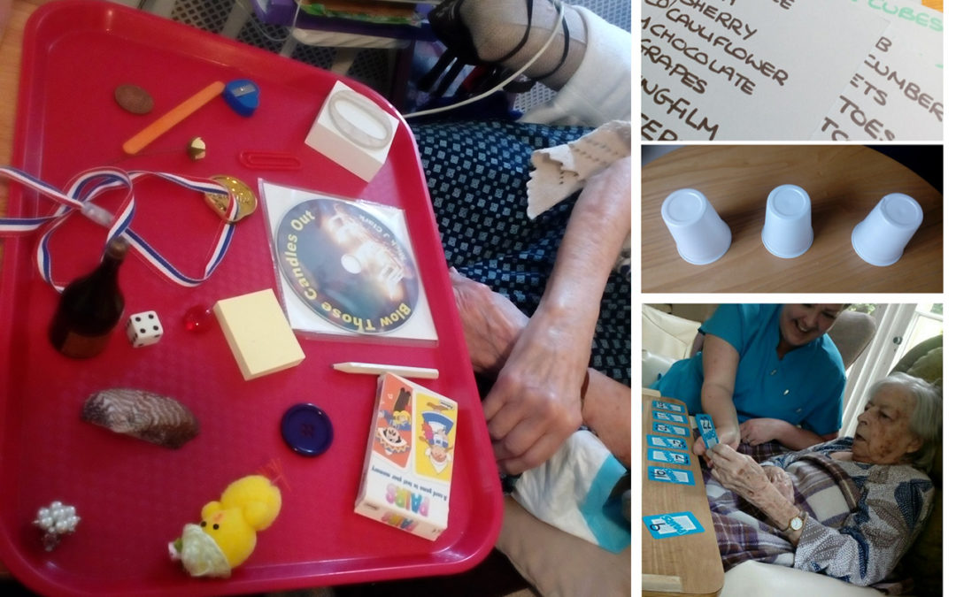 National Memory Day at Loose Valley Care Home
