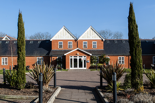 Princess Christian Care Home in Woking, Surrey - Gallery