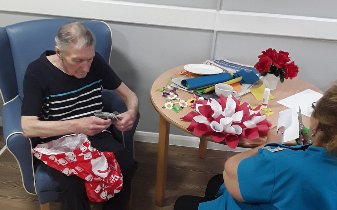 A wonderful week at Abbotsleigh Care Home
