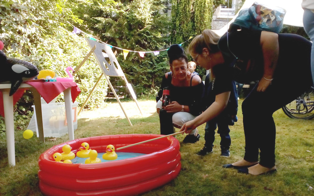 Loose Valley Care Home Summer Fete 2018