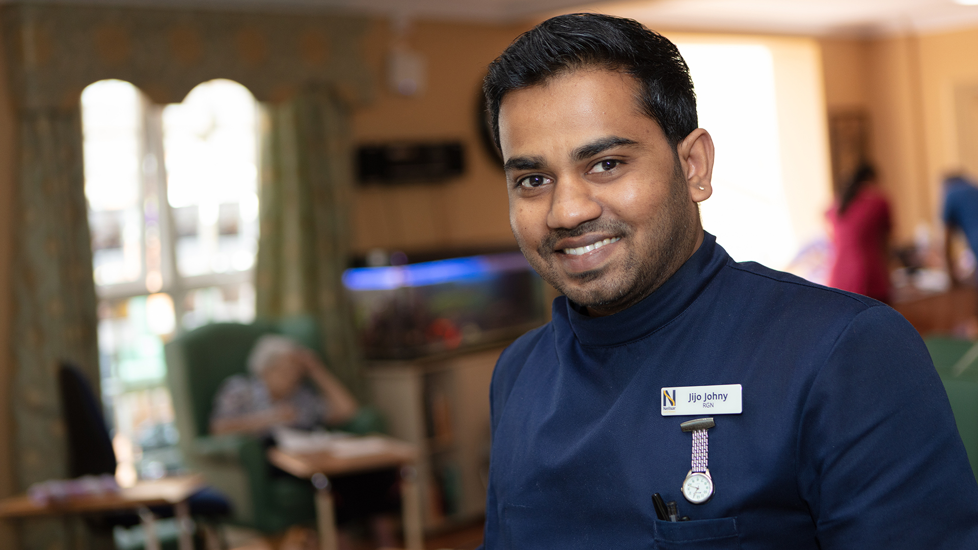 Skilled Nurses at Nellsar Care Homes
