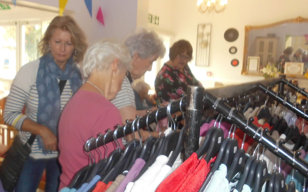 Gemini Fashion at Woodstock Residential Care Home