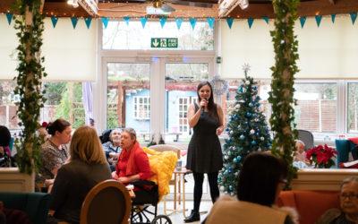 Bromley Park Care Home Christmas Party 2018