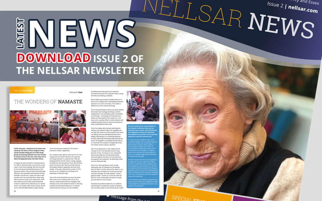 Nellsar Newsletter Issue 2