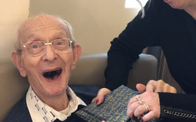 Christmas Day 2018 at Bromley Park Care Home (2 of 25)