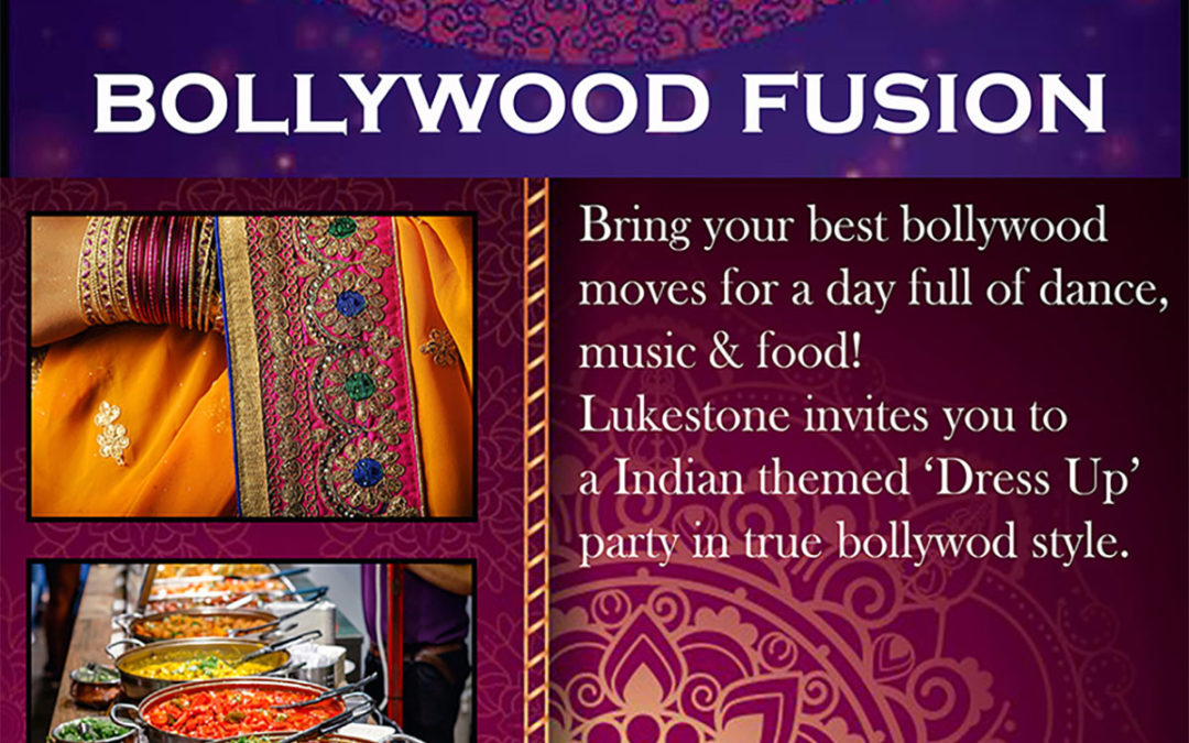 Bollywood Theme Day At Lukestone Care Home