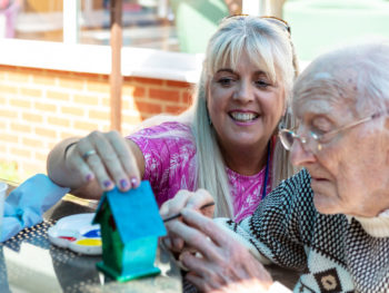 Princess Christian Care Homes Christine Foster shortlisted for Care Award