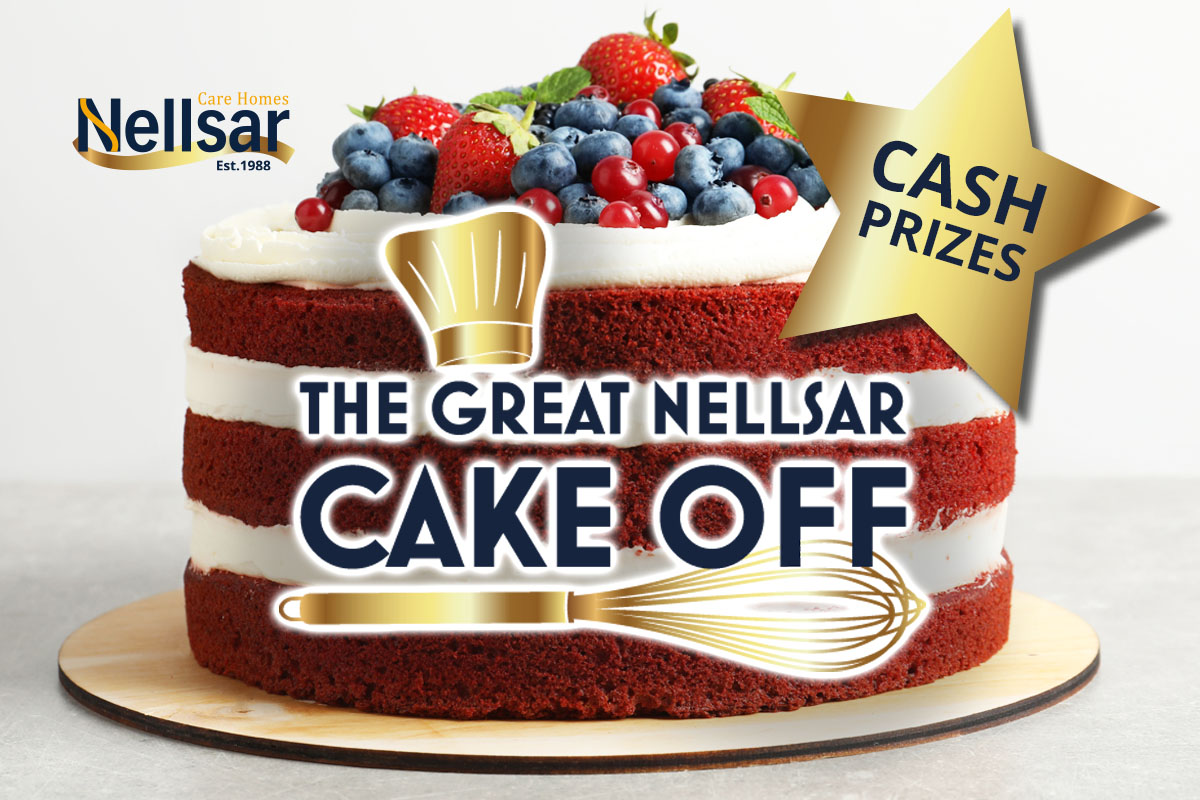 Launching the Great Nellsar Cake Off