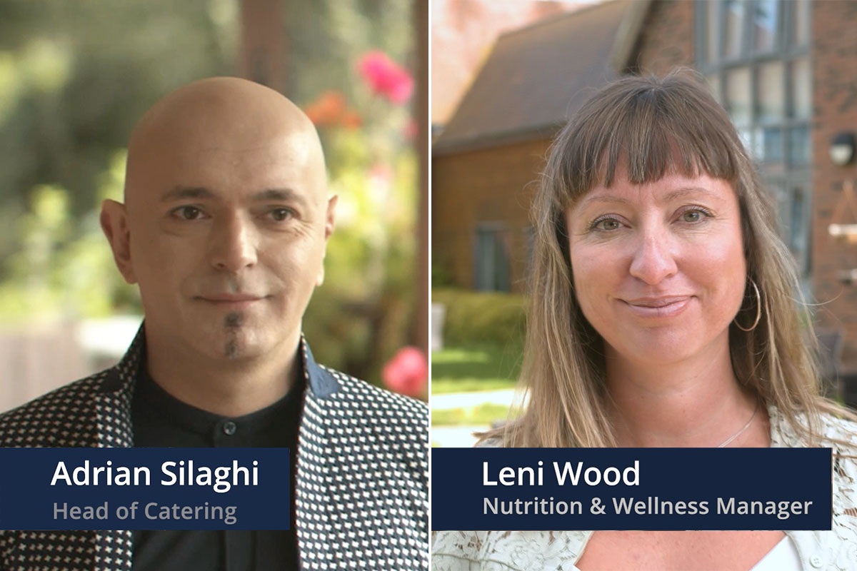 Nutrition and Wellness at Nellsar Care Homes