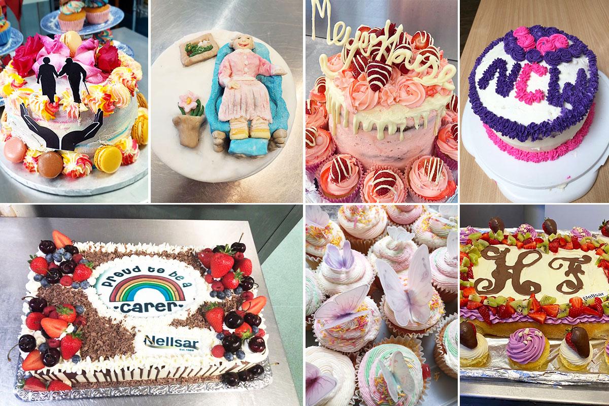Cake for Carers across Nellsar Care Homes