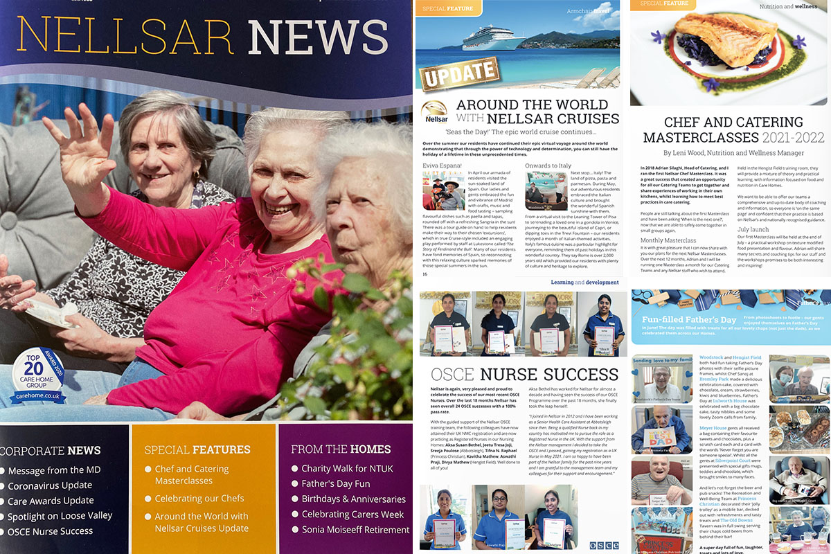 Nellsar News Issue 10 Out Now!